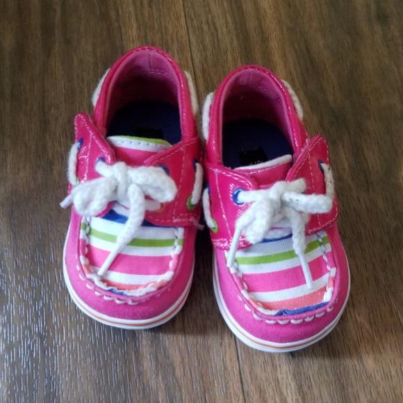 Sperry Shoes   Baby Girl Sperrys   Poshmark